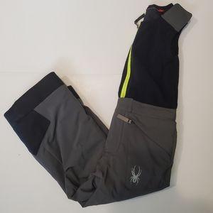 Spyder Boys Ski Pants Size 5 New Without Tags